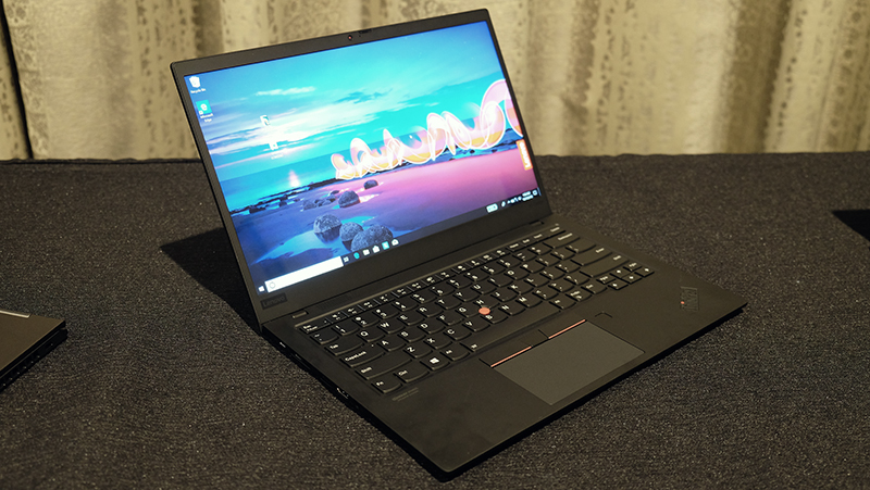 Hands-on with Lenovo's new ThinkPad X1 Carbon and X1 Yoga