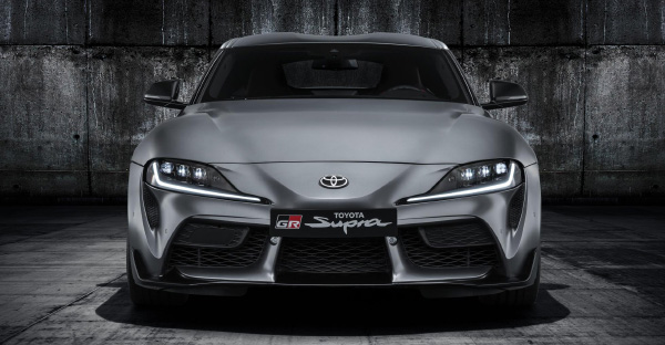 Behold, this is the new Toyota Supra - HardwareZone com sg