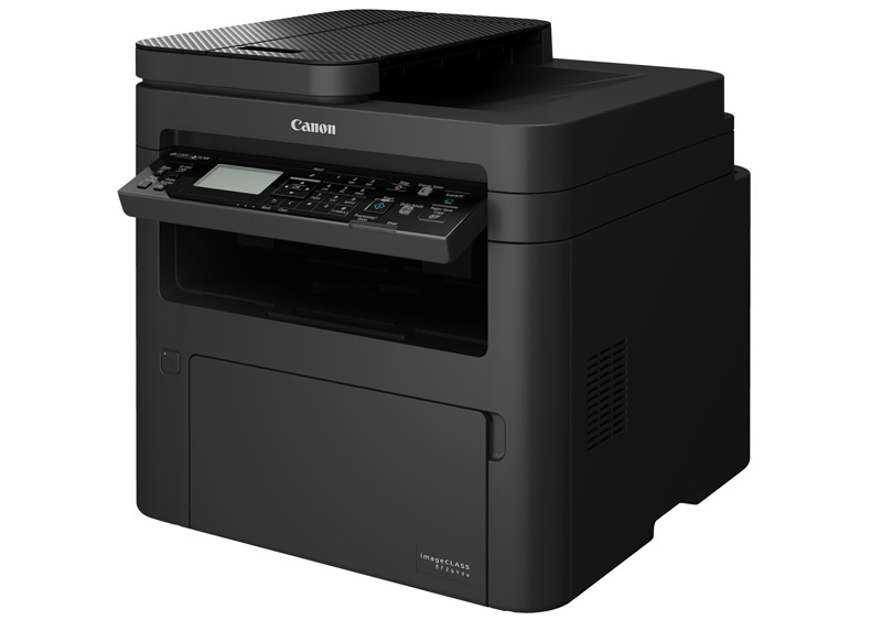 The imageCLASS MF264dw comes at a lower price point and has a 35-sheet Duplex Automatic Document Feeder.