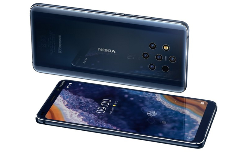 The Nokia 9 PureView fuses frames from five 12MP cameras to create a single 12MP image. It had better be good.