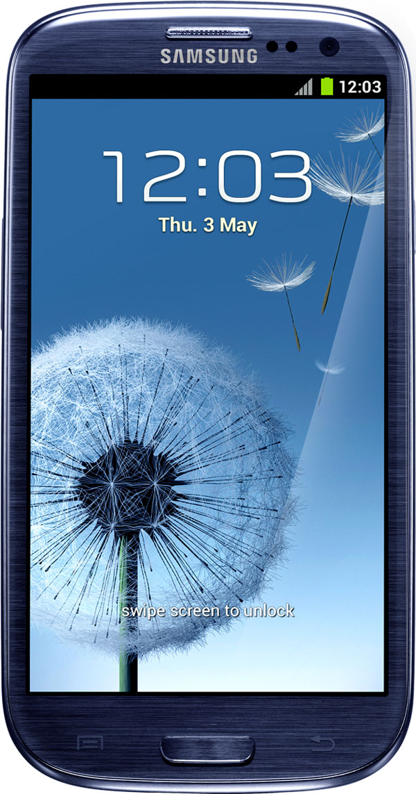The Galaxy SIII (or S3) was dubbed the 'iPhone killer'.