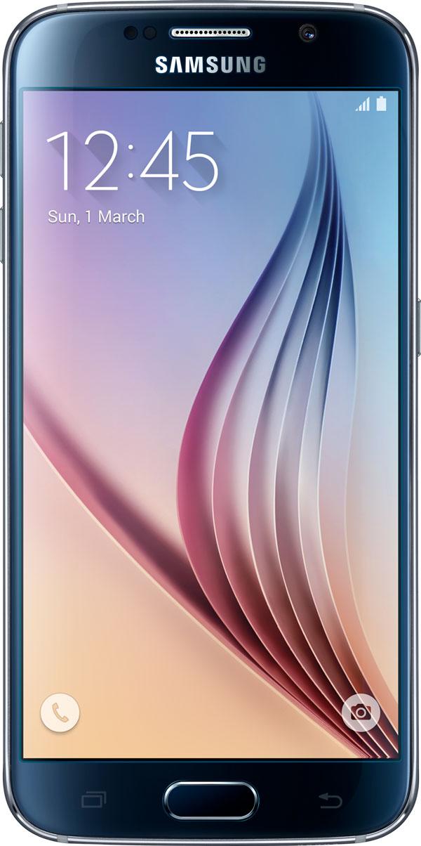 The vanilla Galaxy S6.
