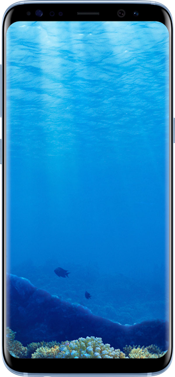 The edge-to-edge display was so popular, it became a mainstay of the Galaxy S series from S8.