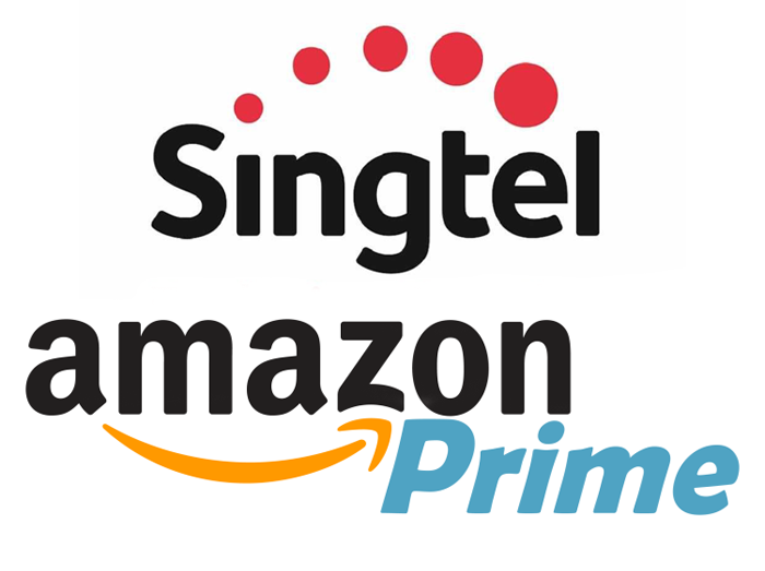Singtel offering 12-months of Amazon Prime to all new and re