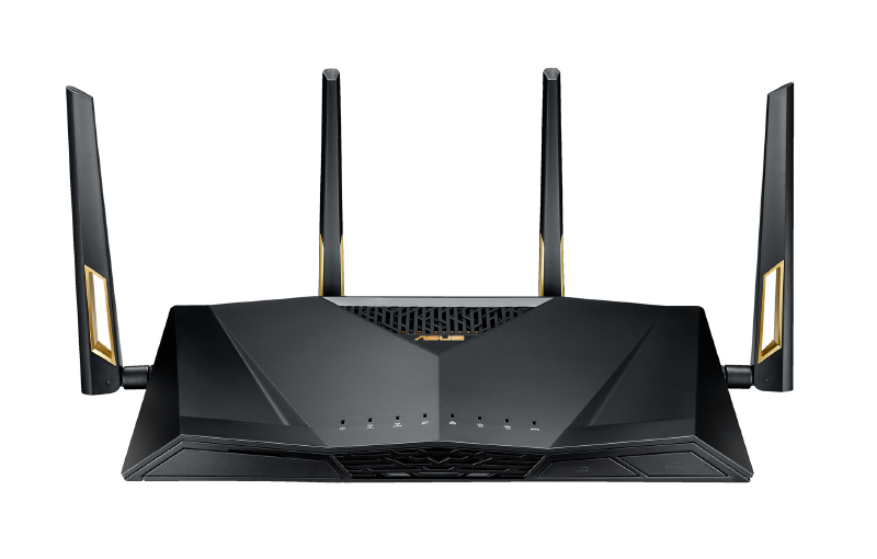 The ASUS RT-AX88U router. (Image source: ASUS)