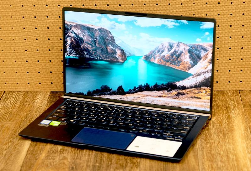 The ZenBook 14 offers tremendous value.