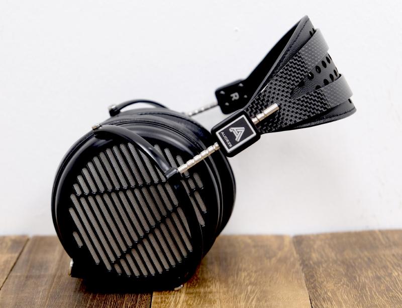 Audeze LCD-MX4 : The great flagship planar magnetic headphones ...