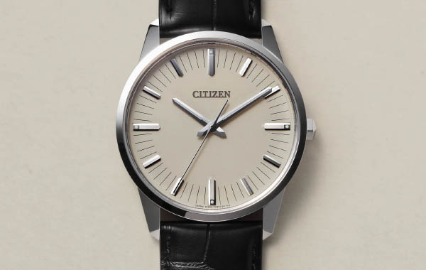 The Citizen Caliber 0100 watch. (Image source: Citizen)