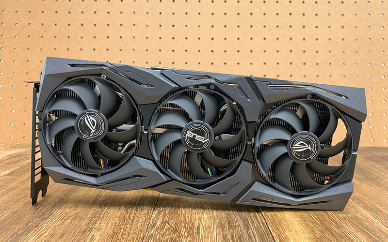 NVIDIA isn't releasing a Founders Edition model this time.