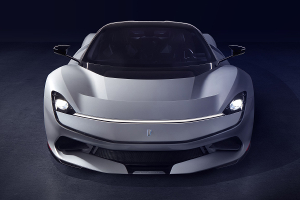 Pininfarina Battista. (Image source: Pininfarina)