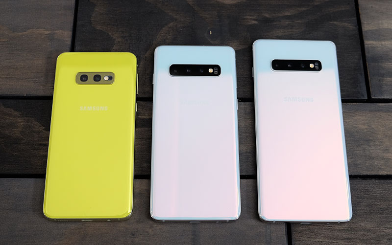 Hands-on: Samsung Galaxy S10e, S10, and S10+ - HardwareZone