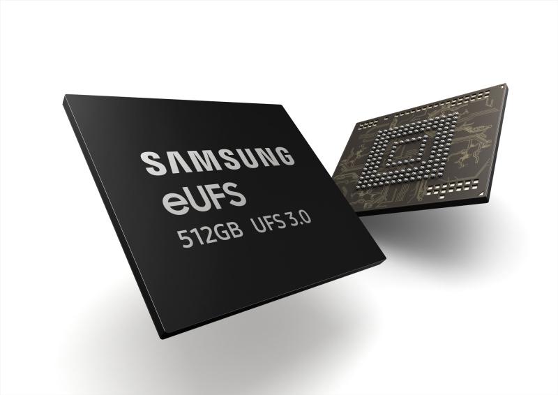Hasil gambar untuk Samsung eUFS 3.0