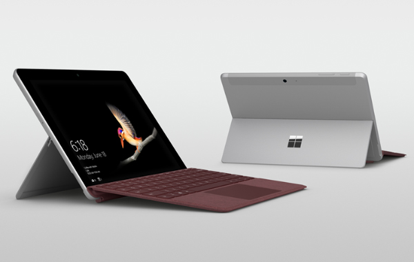 Microsoft Surface Go with LTE connectivity is now available