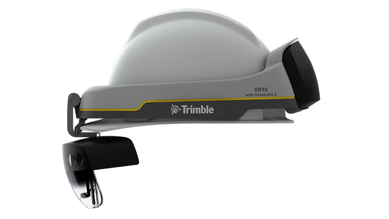 Trimble is the first to take advantage of Microsoft's customization service.