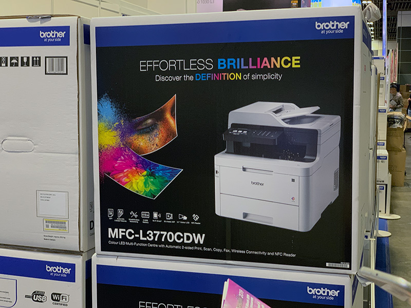 Printers : IT Show 2019 highlights - HardwareZone com sg