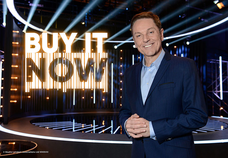 Hosted by Brian Conley, Buy It Now gives entrepreneurs a chance to sell their products to the big-name retailers in Britain.