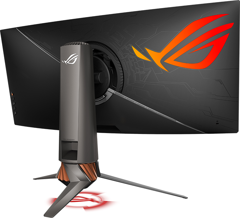 ASUS' ROG Swift PG349Q is a 34-inch ultra-wide G-Sync