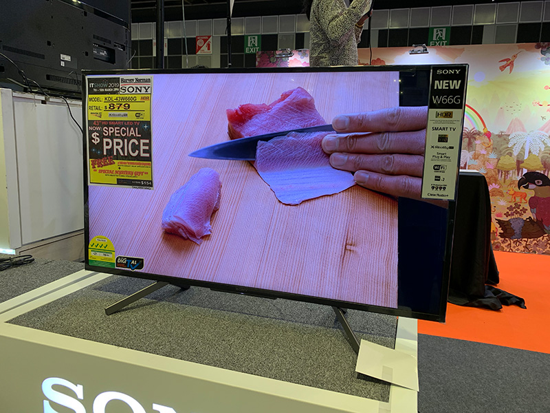 Projectors & TVs : IT Show 2019 highlights - HardwareZone com sg