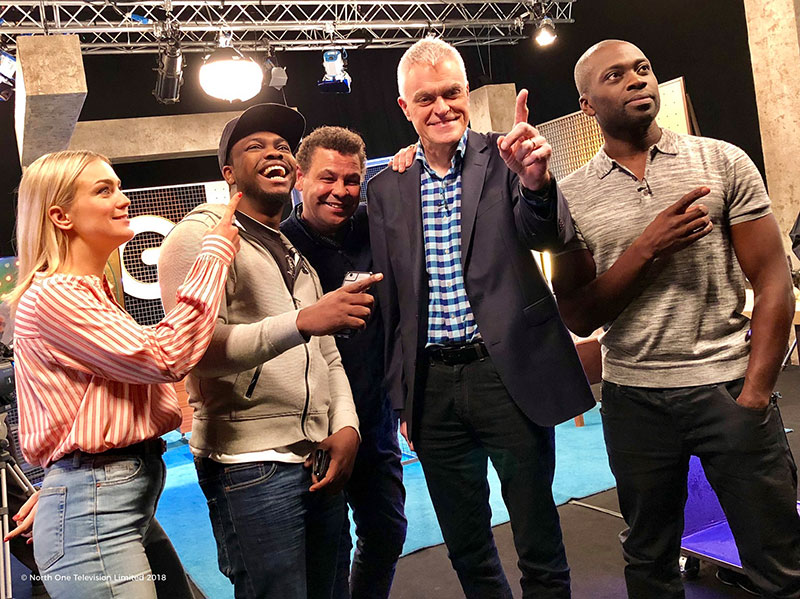 The Gadget Show is a British TV series that talks about all things tech.