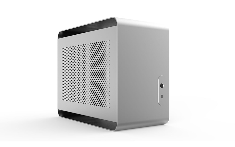 The Dreamcore Odyssey is a powerful PC housed in a compact