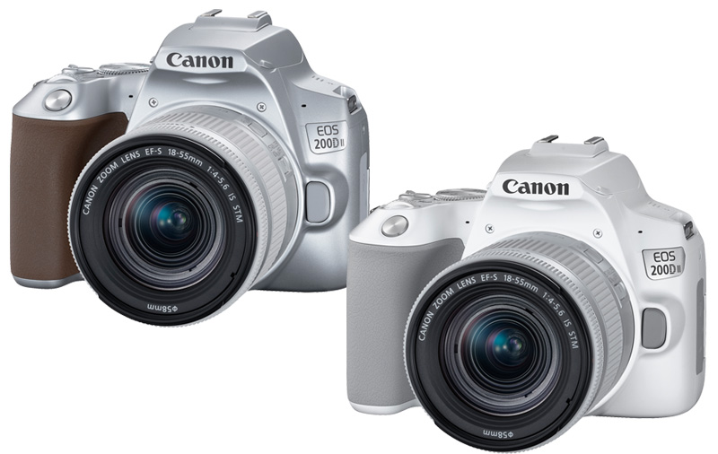White and Silver are the other options for this camera.