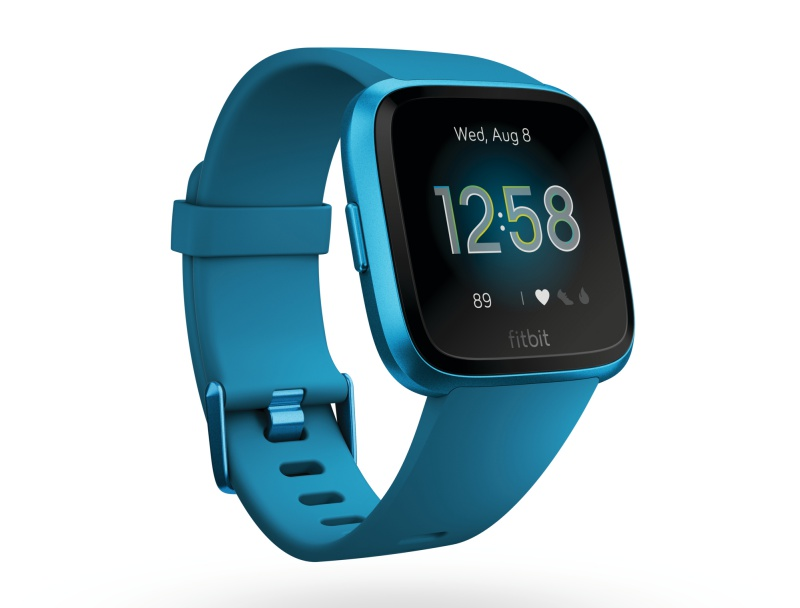 The Fitbit Versa Lite Edition. <br>Image source: Fitbit