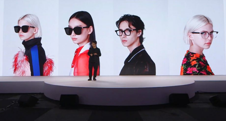 abcd82185d5b Huawei teams up with cult Korean eyewear brand Gentle Monster to release  its first smart glasses