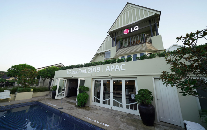 LG Innofest 2019: A look into LG's vision of today's smart home