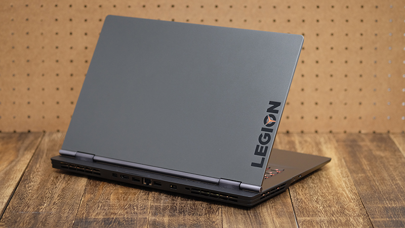 A closer look : Lenovo Legion Y740 review: A gaming laptop with