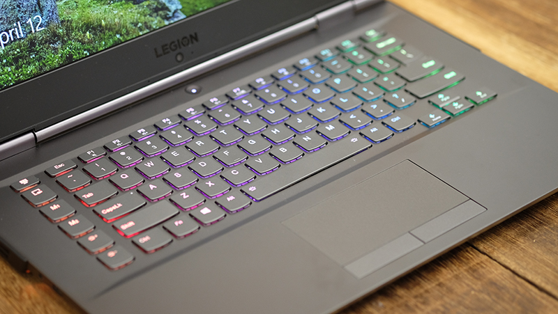 A closer look : Lenovo Legion Y740 review: A gaming laptop