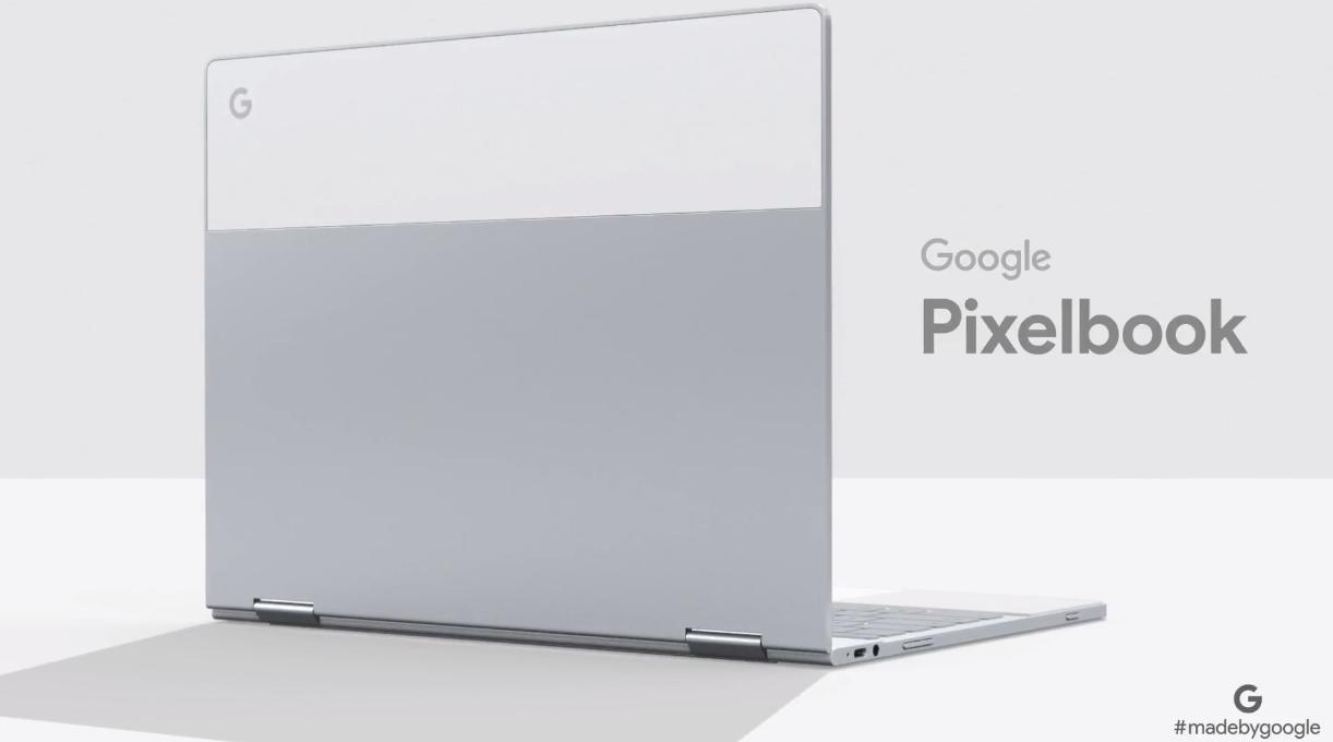 Google Pixelbook.