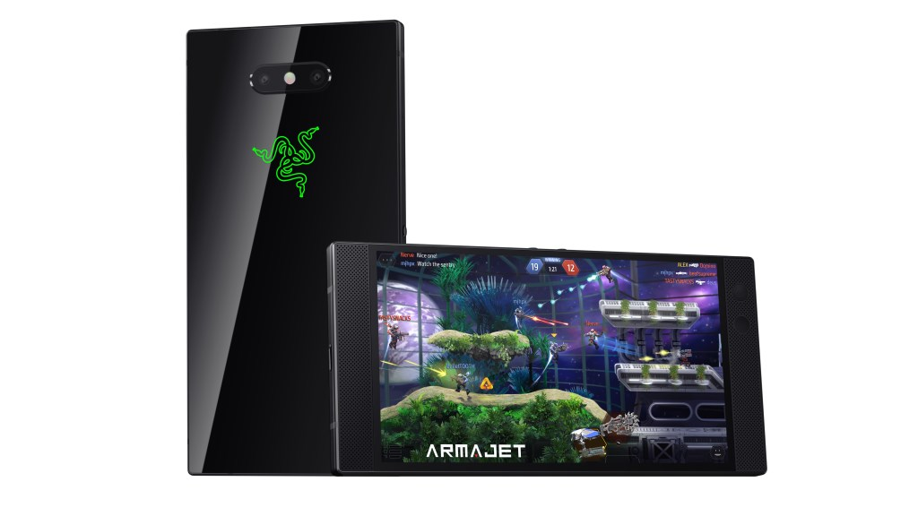 The Razer Phone 2.