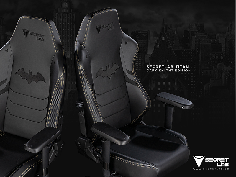 Outstanding Secretlab Made A Batman Gaming Chair For Fans Of The Dark Download Free Architecture Designs Scobabritishbridgeorg