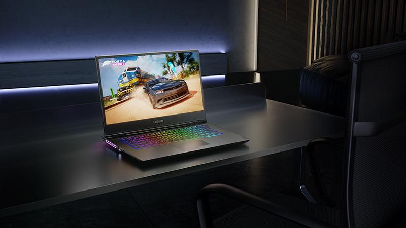 Развлечения и киберспорт с портативными игровыми ноутбуками