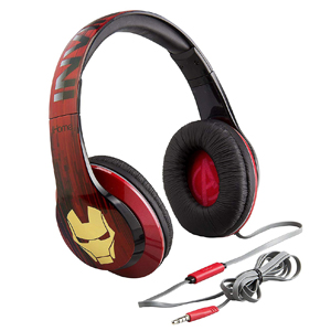 iHome Marvel Over-the-Ear Headphones