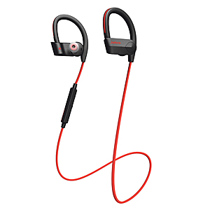 Jabra Sport Pace Wireless Headphones (Red)