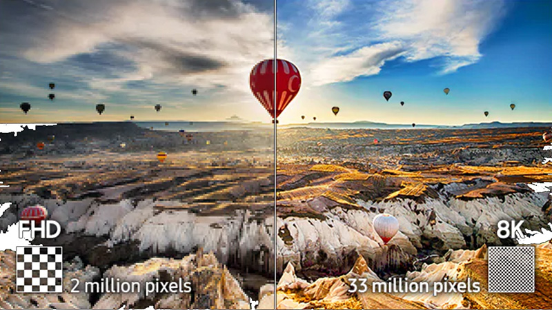 It's possible! Here's how Samsung QLED 8K TVs make existing content