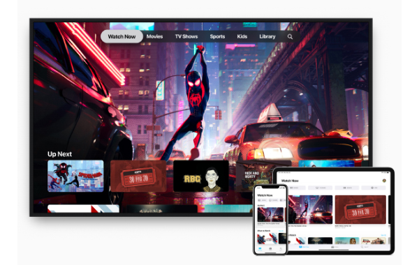 The Apple TV app will be integral to Apple TV+.