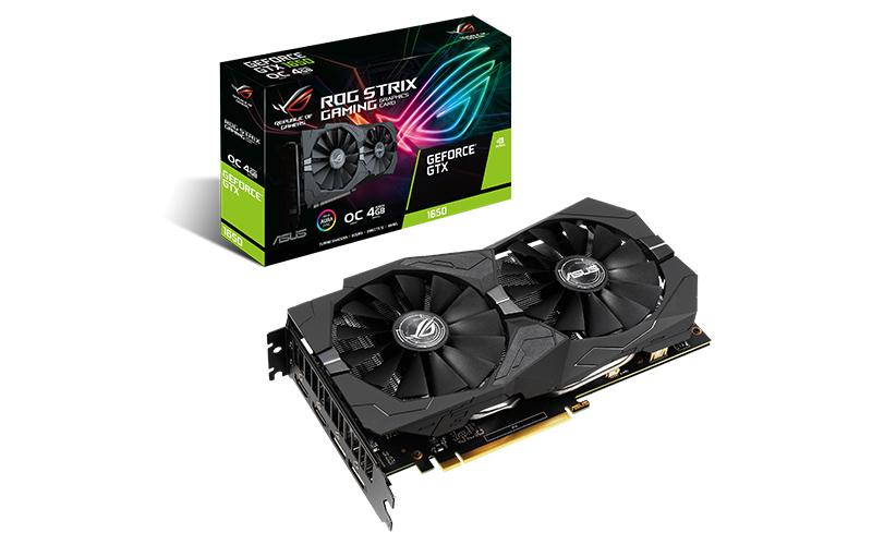 ASUS ROG Strix GeForce GTX 1650 OC