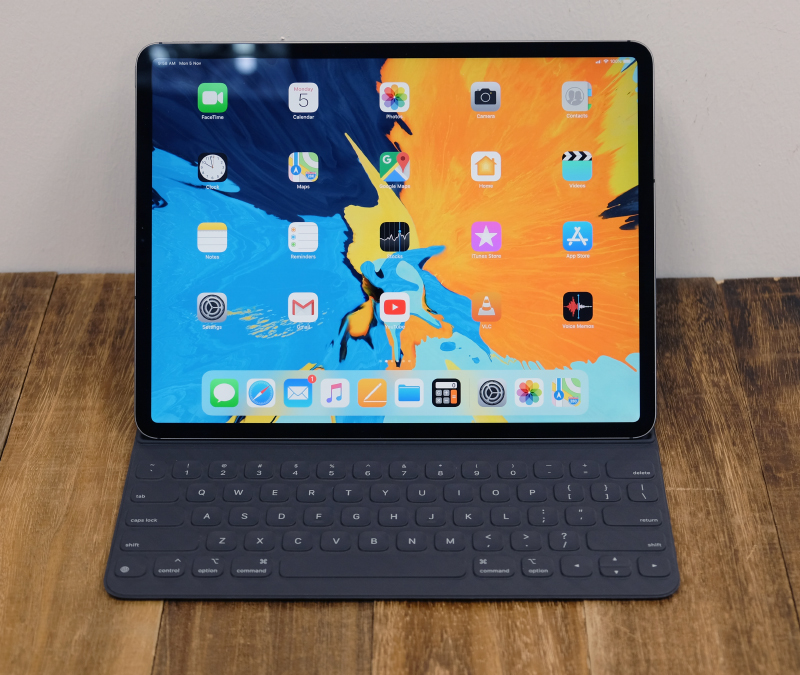 The iPad Pro 11-inch.