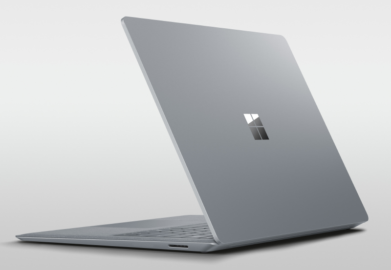 The Surface Laptop 2 is Microsoft's premium ultraportable notebook. (Image source: Microsoft)