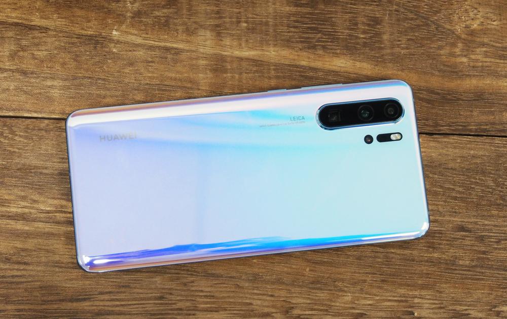 The Huawei P30 Pro.