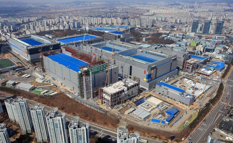 Samsung Nano City (Hwaseong) <br>Image source: Samsung