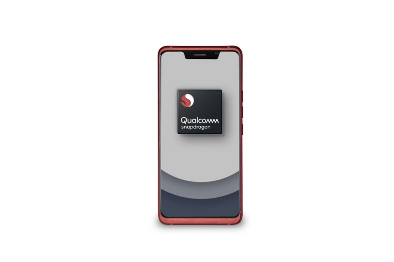The Qualcomm Snapdragon 665 reference design.<br>Image source: Qualcomm