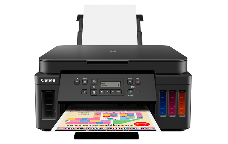 Canon's latest Pixma G ink tank printers offer auto duplex