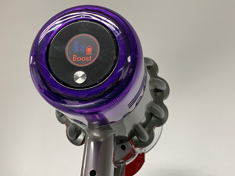 The V11 is Dyson's most powerful cordless vacuum cleaner to date.