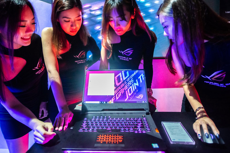 ASUS ROG 2019 notebooks: A buying guide for gamers - HardwareZone com sg