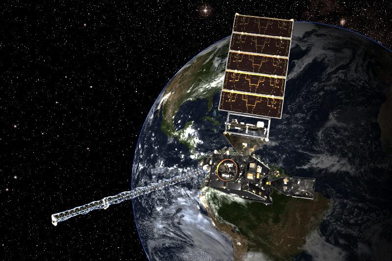 NOAA GOES-R. (Image Source: NOAA)