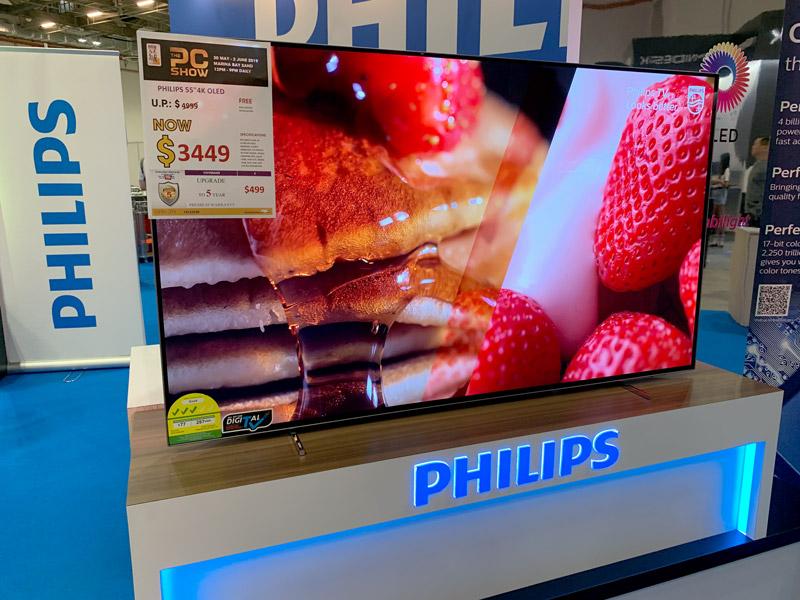 TVs : PC Show 2019 highlights - HardwareZone com sg