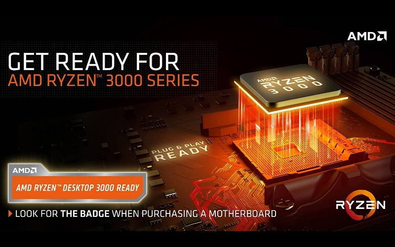 AMD unveils Ryzen 3000-series processors with first Ryzen 9